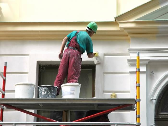 Bonner Built - Exterior Painting -